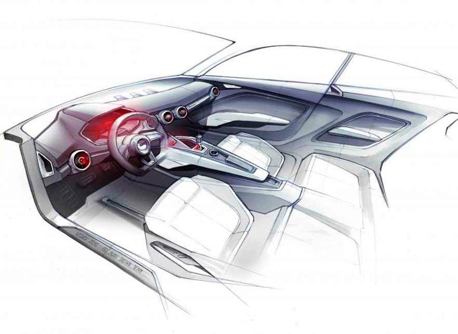 Nuevo Audi Concept SUV Detroit 2013