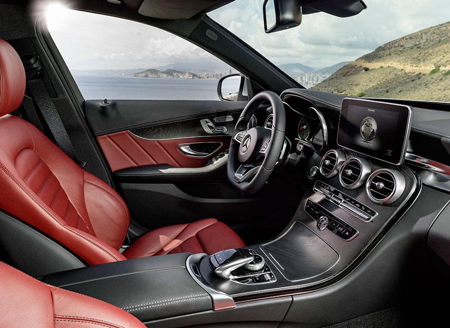 Nuevo Mercedes Clase C 2014.
