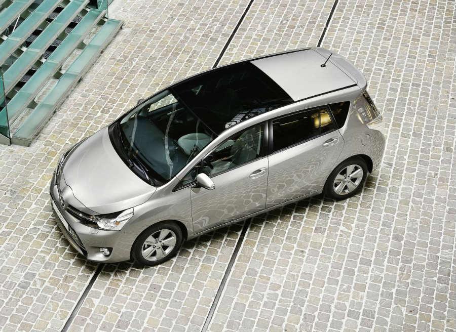 El Toyota Verso 2014 contará con un motor de origen BMW y con un nuevo nivel de acabado.