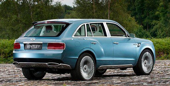 El Bentley EXP 9 F pasará a la producción por 946 millones de euros