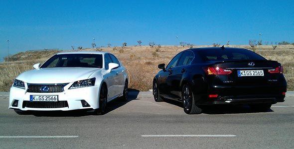 Al volante: Lexus GS 300h 2013