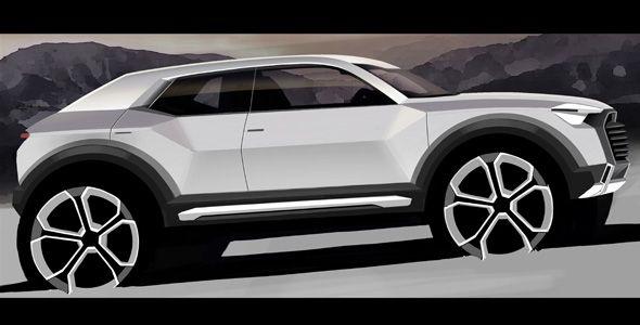 El Audi Q1 llegará en 2016