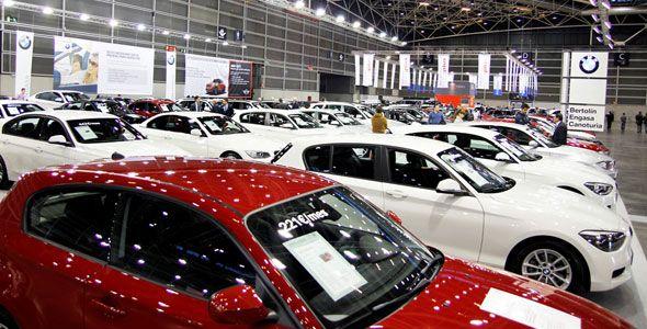 La Feria del Automóvil de Valencia abre mañana con un escaparate de 2.000 vehículos y descuentos hasta 9.000 euros