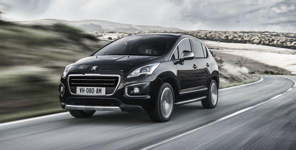 Los renovados Peugeot 3008 y 5008 ya están a la venta