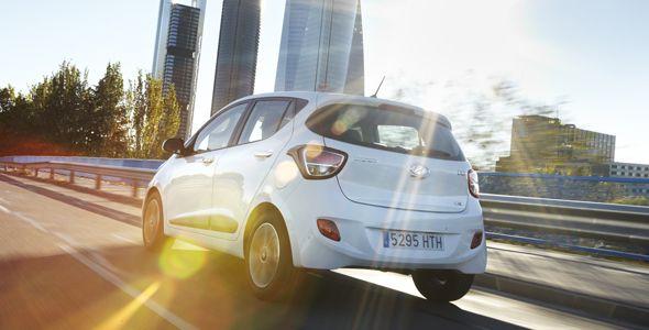 Nuevo Hyundai i10 2013: nos ponemos al volante