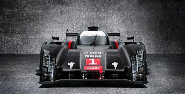 El Audi R18 e-tron quattro de competición inicia las pruebas