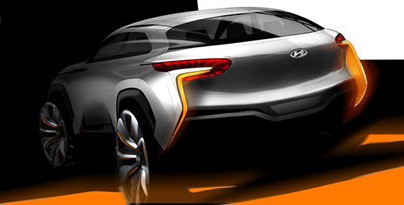 El Hyundai Intrado Concept estará en Ginebra 2014