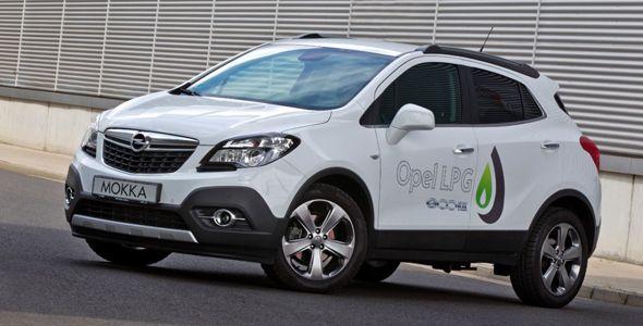Opel Mokka GLP, a la venta desde 23.075 euros