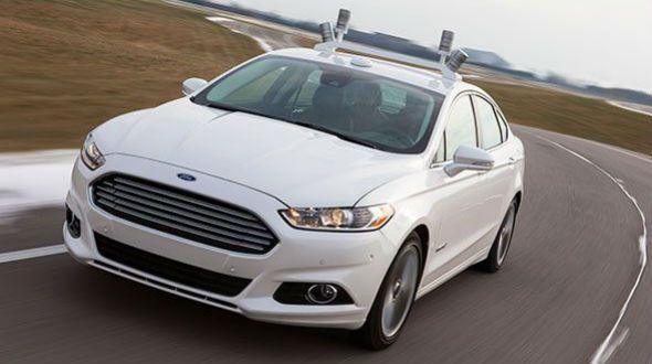 Ford y Bosch desarrollan un coche con piloto automático