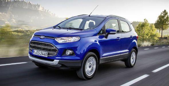 Ford EcoSport 2014: nos ponemos al volante