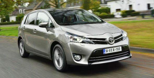 Toyota Verso 2014, llega en marzo