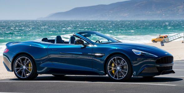 Aston Martin montará motores de Mercedes-AMG