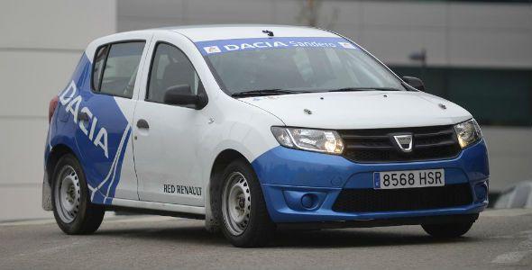 Dacia Sandero Rallye Cup: compite por 12.000 euros