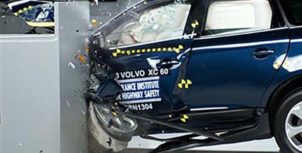 Los coches más seguros, según el NHTSA