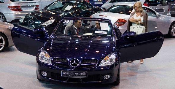 Las ventas de coches usados cerrarán 2013 con un crecimiento del 6,5%
