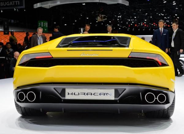 El precio del Lamborghini Huracán, impuestos aparte, es de 169.500 euros.