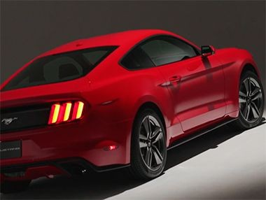 Así es el nuevo Ford Mustang 2014, en vídeo