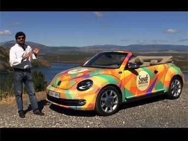 Vídeo prueba: Volkswagen Beetle Cabrio
