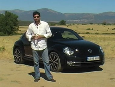 Vídeo prueba: Volkswagen Beetle Turbo