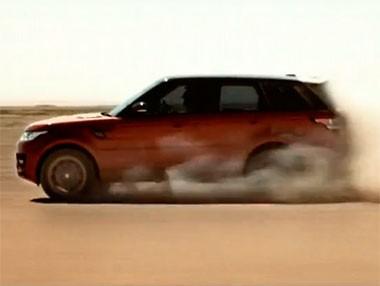 El récord del Range Rover Sport en el desierto Empty Quarter, en vídeo
