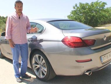 Vídeo prueba: BMW Serie 6 Gran Coupé