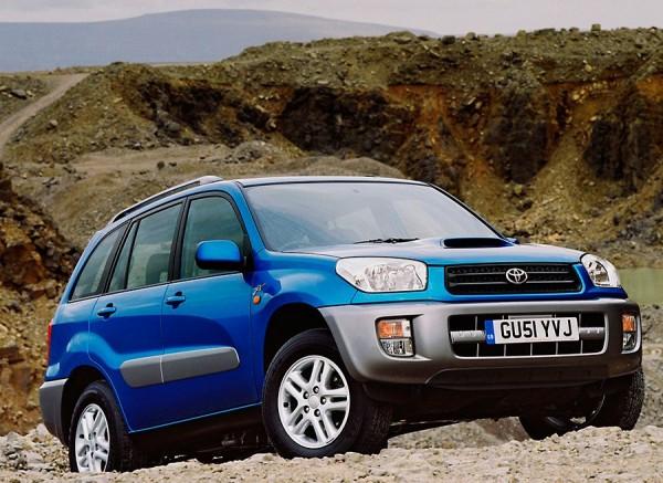 20 aniversario Toyota Rav4