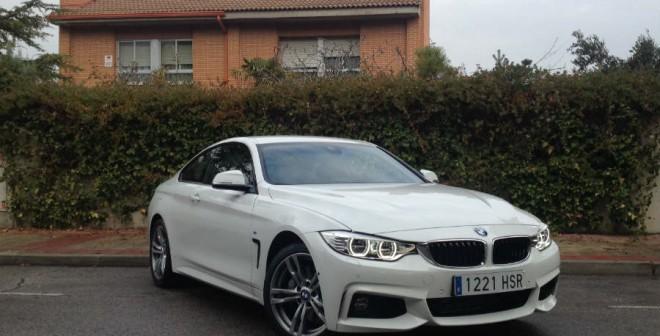 El BMW 435i es el coche ideal para un padre de familia con ganas de marcha.