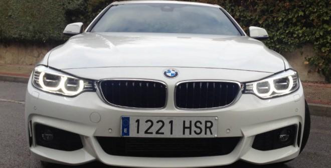 Clásico y a la vez moderno, así es el nuevo BMW Serie 4.