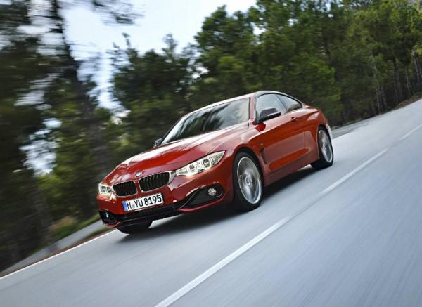 Nuevo motor diésel para el BMW Serie 4 Coupé.