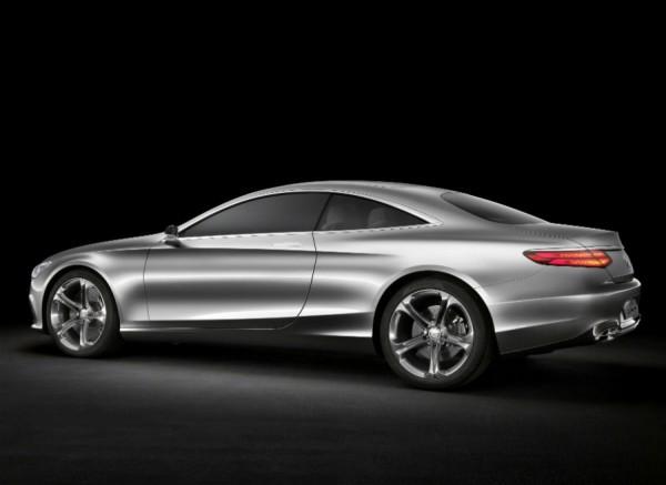 El nuevo Mercedes Clase S Coupé Concept anticipa un modelo que promete ser espectacular.