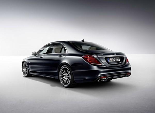 El nuevo Mercedes S 600 cuenta con un motor de 530 CV.
