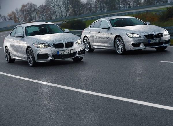 Novedades BMW CES Las Vegas 2014