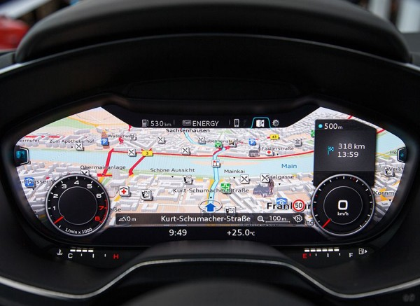 Nuevo Audi TT Ginebra 2014