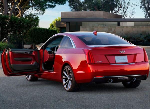 Nuevo Cadillac ATS Coupé 2014