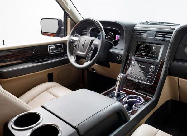 Nuevo Lincoln Navigator 2015