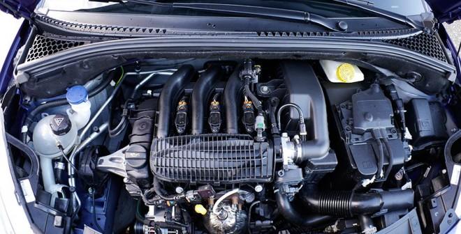 Prueba Citroën C3 Puretech 2013, motor, Rubén Fidalgo