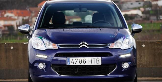 Prueba Citroën C3 Puretech 2013, Vigo, Rubén Fidalgo