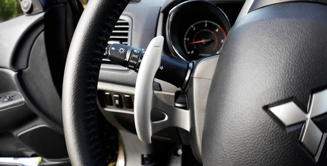Prueba Mitsubishi ASX 220 DI-D Kaiteki 2013 150 CV automático AWD, interior, Rubén Fidalgo