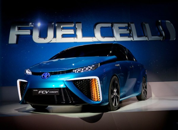 Toyota CES Las Vegas 2014