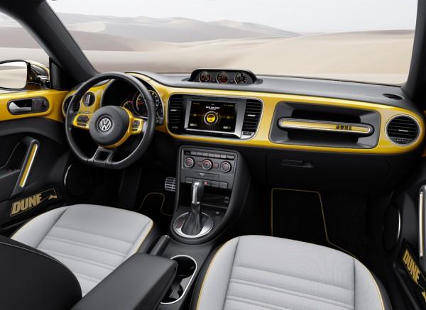 El interior es llamativo y cuenta con detalles exclusivos.