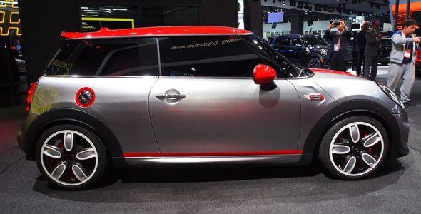 Nuevo Mini 2014: llega la tercera generación al salón de Detroit