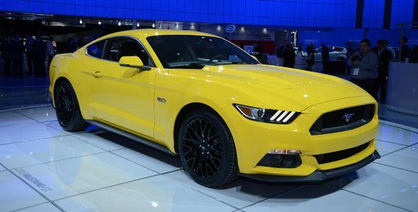 El nuevo Ford Mustang 2014 ya está aquí
