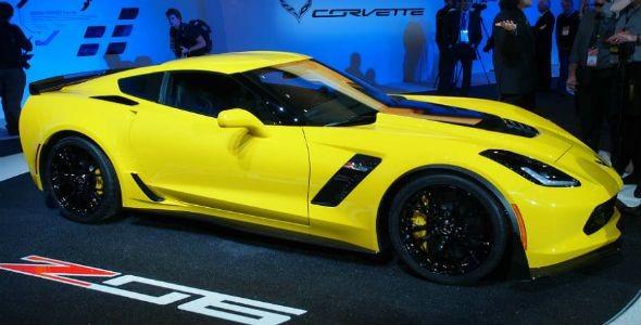 Chevrolet Corvette Z06 y C7.R 2015, presentados en Detroit