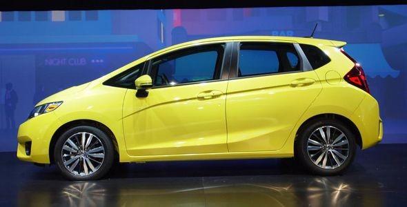 El Honda Fit y el Acura concept TLX se presentan en Detroit 2014