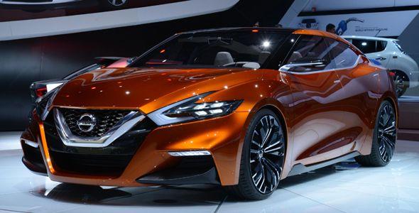 Nissan Sport Sedan Concept, nueva berlina en Detroit 2014