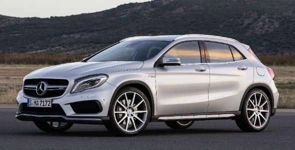 Mercedes GLA 45 AMG: desde 64.900 euros