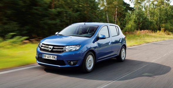 Los 10 coches más vendidos de 2013… a particulares