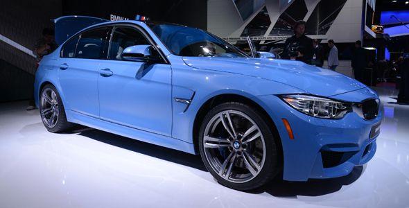 BMW en el Salón de Detroit
