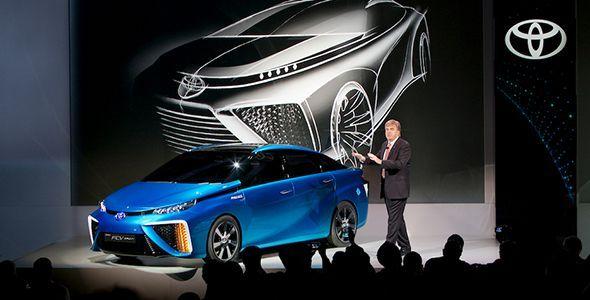 Kia y Toyota en el Consumers Electronic Show de Las Vegas 2014