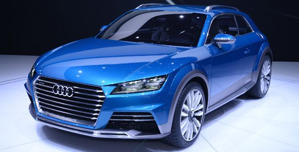 Nuevo Audi Allroad Shooting Brake en Detroit 2014